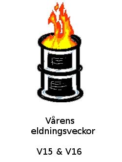 Vår eldning